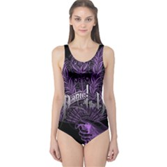 Panic At The Disco One Piece Swimsuit