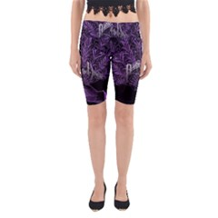 Panic At The Disco Yoga Cropped Leggings