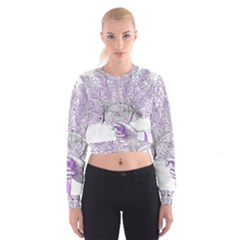 Panic At The Disco Cropped Sweatshirt