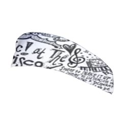 Panic! At The Disco Lyric Quotes Stretchable Headband