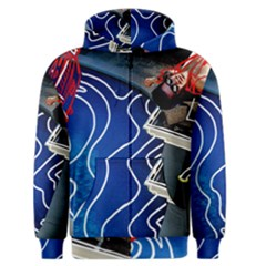 Panic! At The Disco Released Death Of A Bachelor Men s Zipper Hoodie