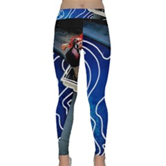 Panic! At The Disco Released Death Of A Bachelor Classic Yoga Leggings