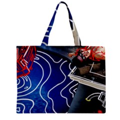 Panic! At The Disco Released Death Of A Bachelor Zipper Mini Tote Bag