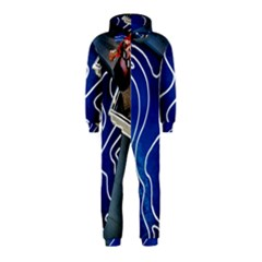 Panic! At The Disco Released Death Of A Bachelor Hooded Jumpsuit (Kids)