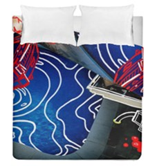 Panic! At The Disco Released Death Of A Bachelor Duvet Cover Double Side (Queen Size)