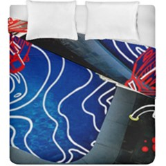 Panic! At The Disco Released Death Of A Bachelor Duvet Cover Double Side (King Size)