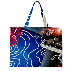 Panic! At The Disco Released Death Of A Bachelor Large Tote Bag