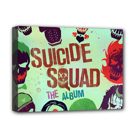 Panic! At The Disco Suicide Squad The Album Deluxe Canvas 16  x 12