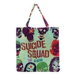 Panic! At The Disco Suicide Squad The Album Grocery Tote Bag