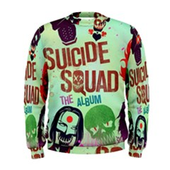 Panic! At The Disco Suicide Squad The Album Men s Sweatshirt