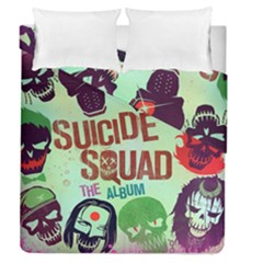Panic! At The Disco Suicide Squad The Album Duvet Cover Double Side (queen Size)