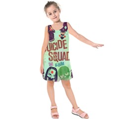 Panic! At The Disco Suicide Squad The Album Kids  Sleeveless Dress