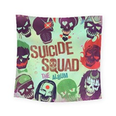 Panic! At The Disco Suicide Squad The Album Square Tapestry (small)