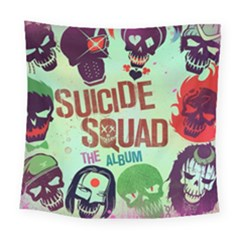Panic! At The Disco Suicide Squad The Album Square Tapestry (Large)