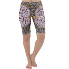 Panic! At The Disco Cropped Leggings