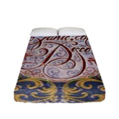 Panic! At The Disco Fitted Sheet (Full/ Double Size)