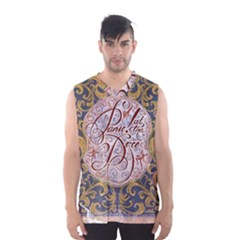 Panic! At The Disco Men s Basketball Tank Top