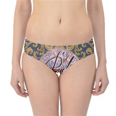 Panic! At The Disco Hipster Bikini Bottoms