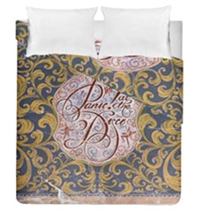 Panic! At The Disco Duvet Cover Double Side (Queen Size)