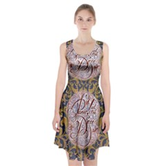 Panic! At The Disco Racerback Midi Dress