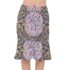 Panic! At The Disco Mermaid Skirt