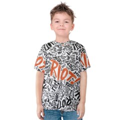 Paramore Is An American Rock Band Kids  Cotton Tee