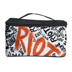 Paramore Is An American Rock Band Cosmetic Storage Case