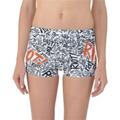 Paramore Is An American Rock Band Reversible Bikini Bottoms