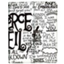 Pierce The Veil Music Band Group Fabric Art Cloth Poster Apple iPad Mini Flip Case View1