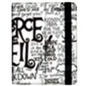 Pierce The Veil Music Band Group Fabric Art Cloth Poster Apple iPad Mini Flip Case View2