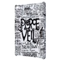 Pierce The Veil Music Band Group Fabric Art Cloth Poster Apple iPad Mini Hardshell Case View3