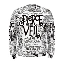 Pierce The Veil Music Band Group Fabric Art Cloth Poster Men s Sweatshirt