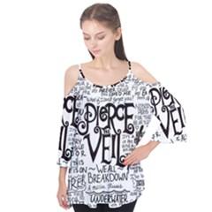 Pierce The Veil Music Band Group Fabric Art Cloth Poster Flutter Tees