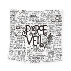 Pierce The Veil Music Band Group Fabric Art Cloth Poster Square Tapestry (small)