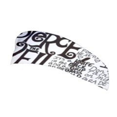 Pierce The Veil Music Band Group Fabric Art Cloth Poster Stretchable Headband