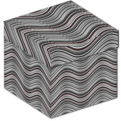 Abstraction Storage Stool 12