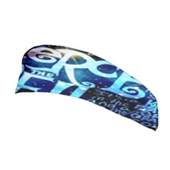 Pierce The Veil Quote Galaxy Nebula Stretchable Headband