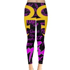 Prince Poster Leggings