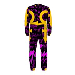 Prince Poster OnePiece Jumpsuit (Kids)