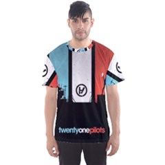 Twenty One 21 Pilots Men s Sport Mesh Tee