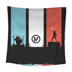 Twenty One 21 Pilots Square Tapestry (large)