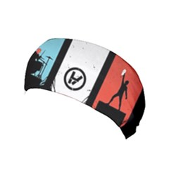 Twenty One 21 Pilots Yoga Headband