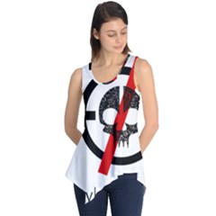 Twenty One Pilots Skull Sleeveless Tunic
