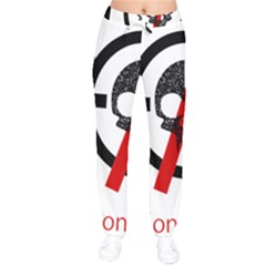 Twenty One Pilots Skull Drawstring Pants