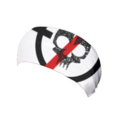 Twenty One Pilots Skull Yoga Headband