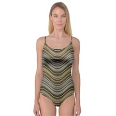 Abstraction Camisole Leotard