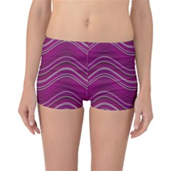 Abstraction Boyleg Bikini Bottoms