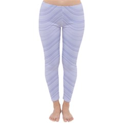 Abstraction Classic Winter Leggings
