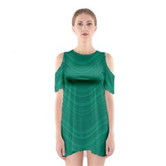 Abstraction Shoulder Cutout One Piece