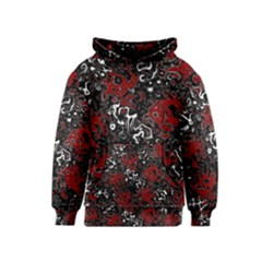 Abstraction Kids  Pullover Hoodie